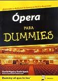 img - for Opera para Dummies book / textbook / text book
