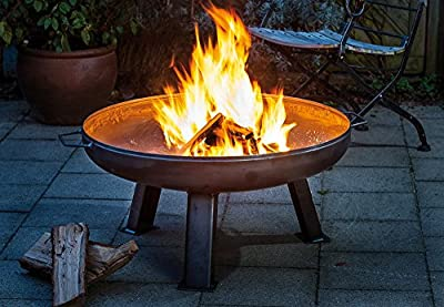 Fire Pit Xxl 100cm Welded by NoName