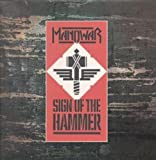 Sign Of The Hammer LP (Vinyl Album) UK 10 1984