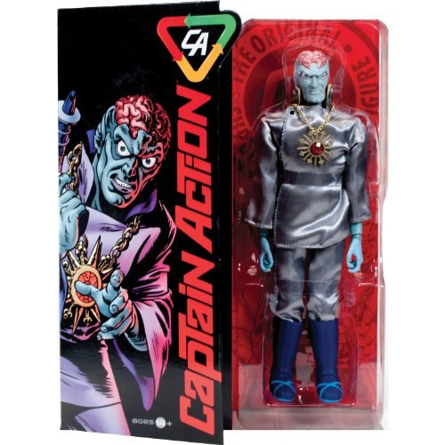 Captain Action Dr. Evil Deluxe Figure