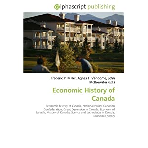 Economic History Of Canada | RM.