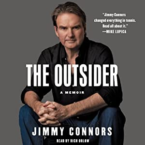 The Outsider: A Memoir | [Jimmy Connors]