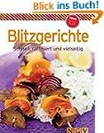 Blitzgerichte (Minikochbuch): Schnell...