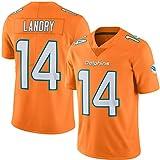 Jarvis Landry Miami Dolphins Mens Color Rush Jersey Orange M