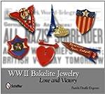 WWII Bakelite Jewelry: Love & Victory