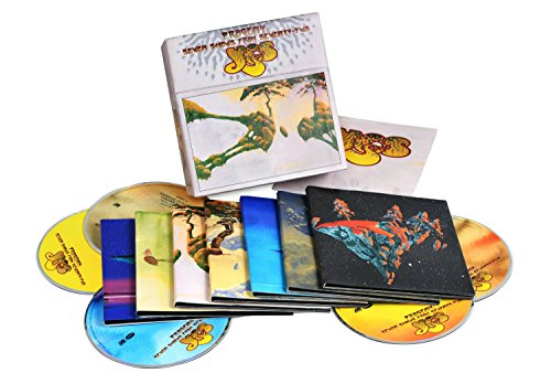 Yes - Progeny: Seven Shows From Seventy-two (14cd Deluxe Box) - Zortam Music
