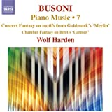 Busoni: Piano Music, Vol. 7
