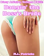 Bangin' the Boss's Bride (Dicey Affairs)