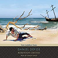 Robinson Crusoe audio book