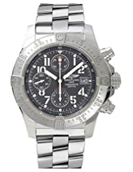 NEW BREITLING AEROMARINE AVENGER MENS WATCH A1338012/F547