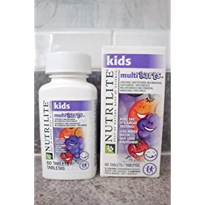 NUTRILITE® Kids MultiTarts Chewable Multivitamin/Multimineral