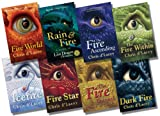 Chris d'Lacey The Last Dragon Chronicles Collection - 8 Books RRP £54.92 (The Fire Within; Icefire; Fire Star; The Fire Eternal; Dark Fire; Fire World; The Fire Ascending; Rain and Fire)