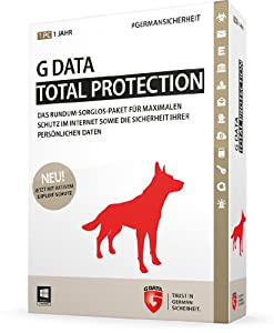 G Data Total Protection 2015 - 1 PC