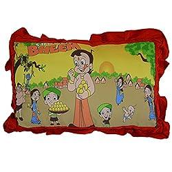 Thefancymart Kids cartoon pillow(single piece) Style Code - 18