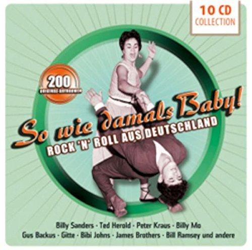 Bill Ramsey - So Wie Damals Baby! Rock