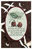 Traverse Bay Confections Chocolate Covered Cherry Bar, 3-Ounce (Pack of 8)