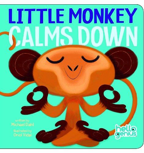 Little Monkey Calms Down (Hello Genius) front-484742