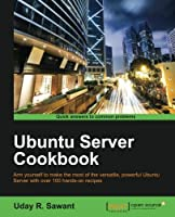 Ubuntu Server Cookbook Front Cover