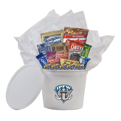 Ipfw College Care Package Survival Kit 'Ipfw Mastodon Shield' back-553288