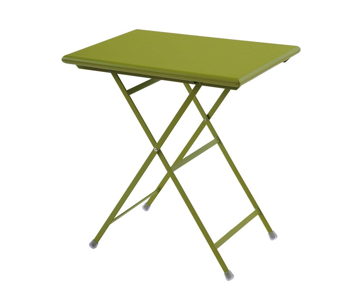 Emu 303346000N Arc En Ciel Klapptisch 334, 50 x 70 cm, pulverbeschichteter Stahl, grün bestellen