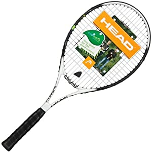 Head Cool Earth Strung Tennis Racquet