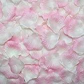 【Liroyal】花びら フラワーシャワー 造花 約1000枚以上 演出 結婚式 誕生日 卒業式 クリスマス パーティー (桜)