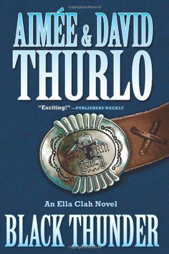 Image of Black Thunder: An Ella Clah Novel