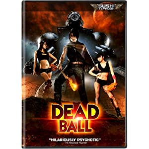 Dead Ball [Import USA Zone 1]