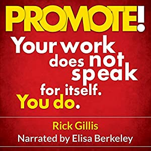 PROMOTE! Audiobook