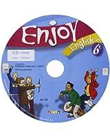 Anglais 6e : CD audio
