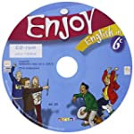 Anglais 6e : CD audio