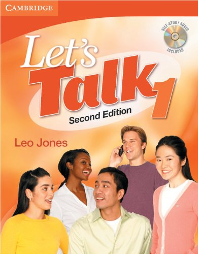 Let's Talk Student's Book 1 with Self-Study Audio CD...