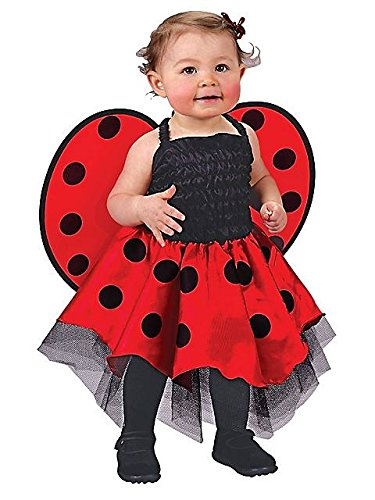 Toddler Ladybug Costume (Size:2T) back-977582
