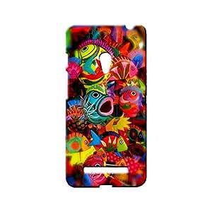 BLUEDIO Designer Printed Back case cover for Asus Zenfone 5 - G2428