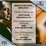 Beethoven, Bruch: Violin Concertos [Hybrid SACD]