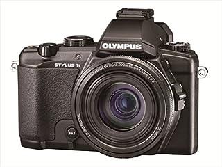 OLYMPUS デジタルカメラ STYLUS-1S 28-300mm 全域F2.8 光学10.7倍ズーム ブラック STYLUS-1S BLK