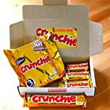 Cadbury Crunchie Chocolate Lover Treat Box - By Moreton Gifts