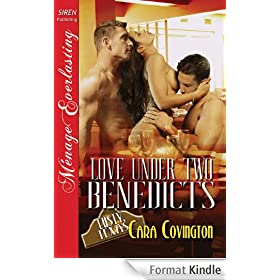 Love Under Two Benedicts [The Lusty, Texas Collection] (Siren Publishing Menage Everlasting)