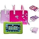 Ultimate Addons Girls Handbag Bag Case for the Kurio 7 Kids Tablet
