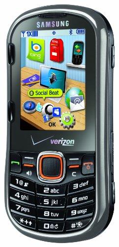 Samsung Intensity II SCH-U460 Phone, Grey (Verizon Wireless)