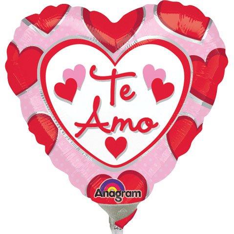 Te Amo Hearts Mini