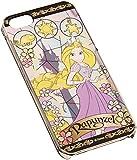 ディズニー ステンドグラス柄 iPhone5/5Sシェルジャケット ラプンツェル DN-186A
