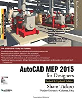 AutoCAD MEP 2015 for Designers Front Cover