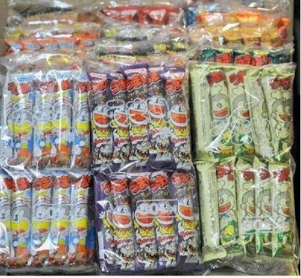 うまい棒 大和屋オリジナルNewスペシャルセット 30本×4袋 (3種類3袋+Newバラエティーセット1袋)