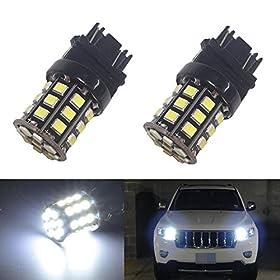 JDM ASTAR 800 Lumens Super Bright AX-2835 Chipsets 3056 3156 3057 3157 LED Bulbs ,Xenon White
