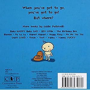 Potty (Leslie Patricelli Livre en Ligne - Telecharger Ebook