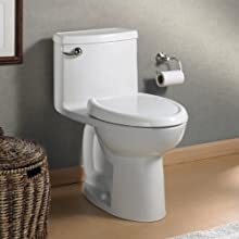 American Standard 2099.016 Cadet Elongated Toilet with Seat