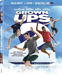 Grown Ups 2 (Two Disc Combo: Blu-ray / DVD + UltraViolet Digital Copy)