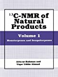 img - for 13C-NMR of Natural Products: Volume 1 Monoterpenes and Sesquiterpenes book / textbook / text book