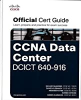 CCNA Data Center DCICT 640-916 Official Cert Guide Front Cover